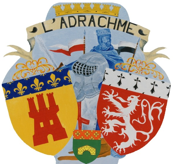 Blason de l'association ADRACHME